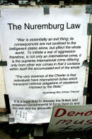 Nuremburg War Crimes Tribunal