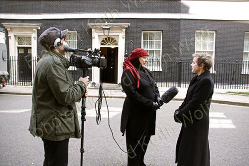 Yvonne Ridley interviews Kate Hudson