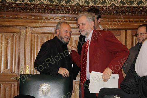 Jeremy Corbyn & George Galloway