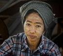 Mon Woman Myanmar