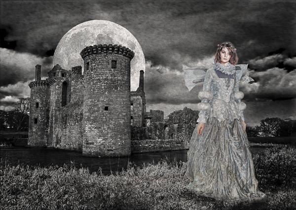 Tatania Queen of the fairies