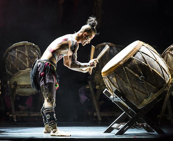 Yi Drummer