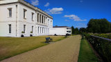Queen's House Royal Museums Greenwich - re-installation of artworks - Constantine 2016
