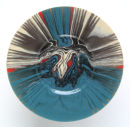 Between oceans plate. 32cm.