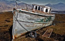 """Retired"" Boat - Isle of Mull"