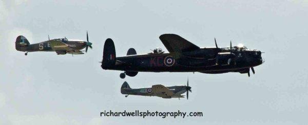 Battle of Britain Flight, East Fortune!