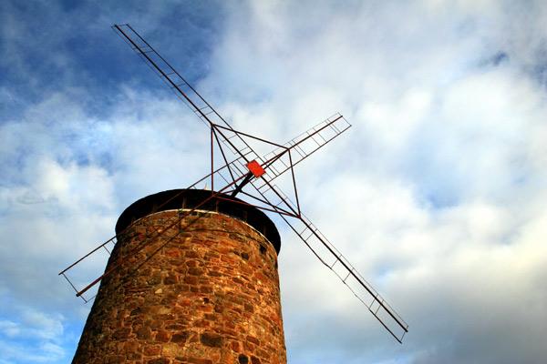Windmill Fife Coastal Path