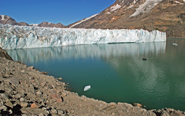 Thryms Glacier