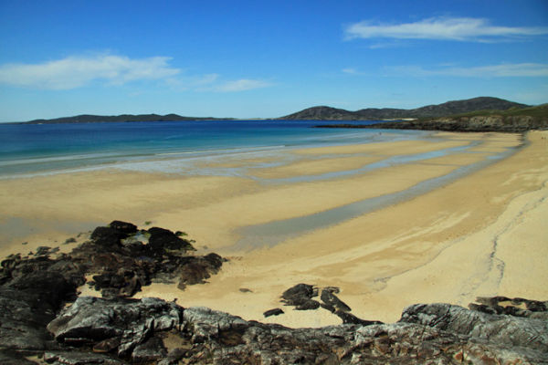 Final Beach on Harris