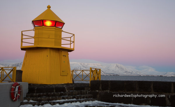 Red Light, Reykjavik