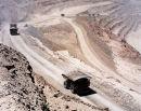 Atacama Open Cast Copper Mining