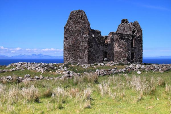 Ruin, Waternish
