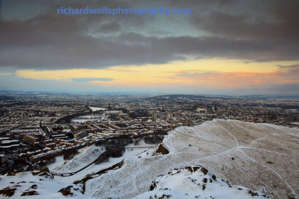 Edinburgh Sunrise Too