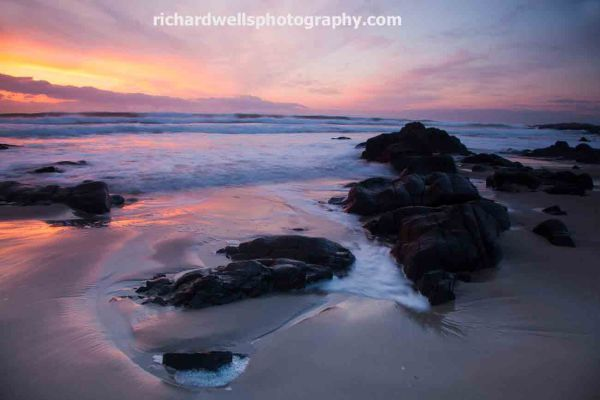 Saligo Bay Sunset 1