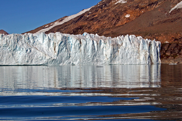 Reflections - Thryms Glacier
