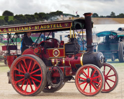 Great Dorset Steam Fair 2013