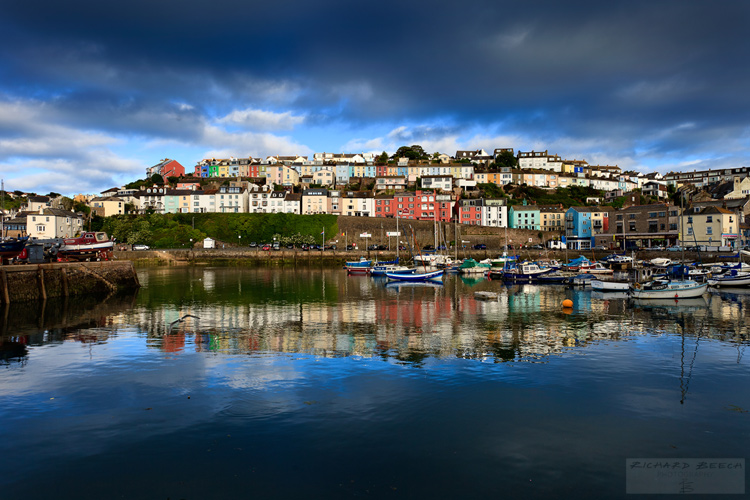 Storm Clouds over Brixham