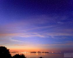 Stars over Torbay
