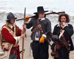 """Cavaliers; Roundheads; The English Civil War!"""