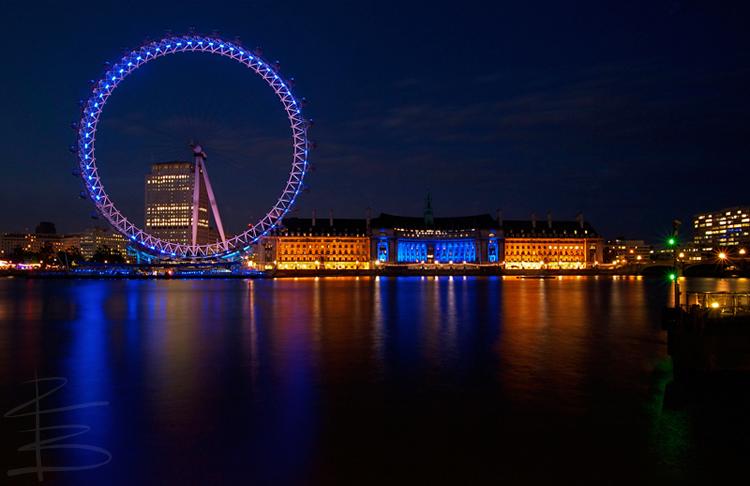 (London) Eye Candy