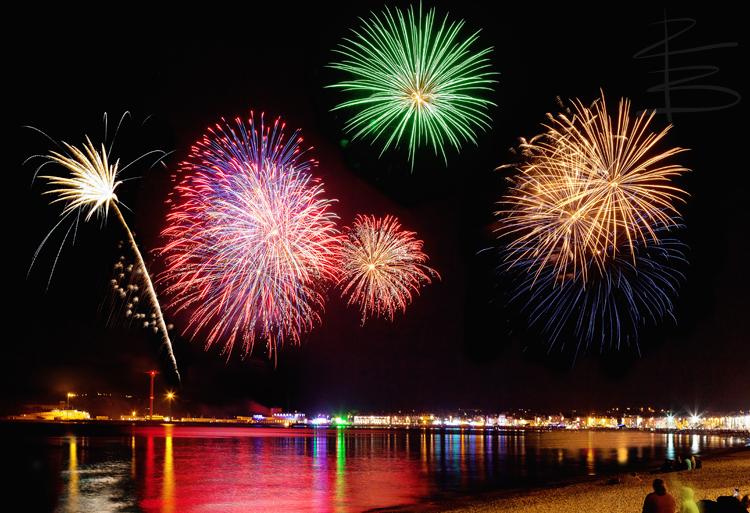 Weymouth Summer Firework