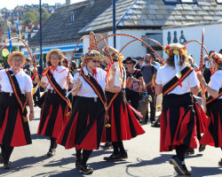 Swanage Folk Festival i