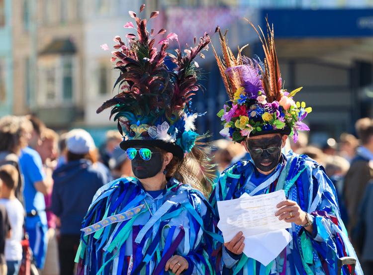 Swanage Folk Festival a