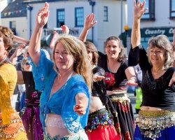 Swanage Folk Festival b