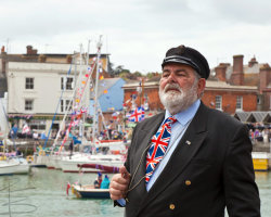 Diamond Jubilee at Weymouth Harbour