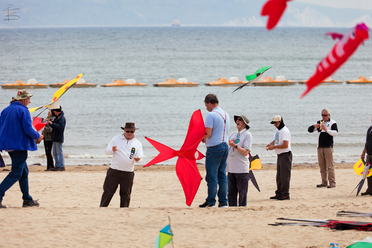 Weymouth Kite Festival 2014