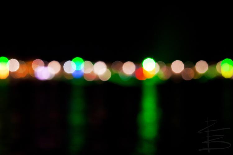 Laser Bokeh