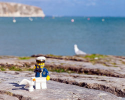 Sea Captain at Swanage