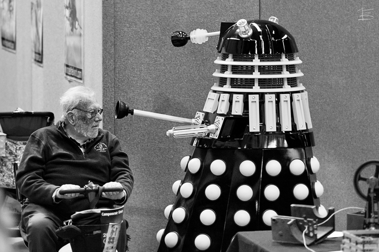 Man vs Dalek