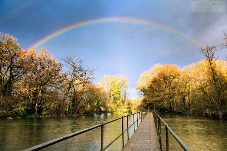 Bridge under the Rainbow