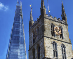 Southwark Contrasts