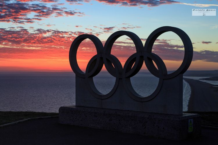 Olympic Sunset