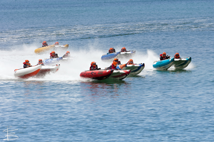 Powerboat Racing at West Bay