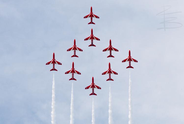 Red Arrows 12