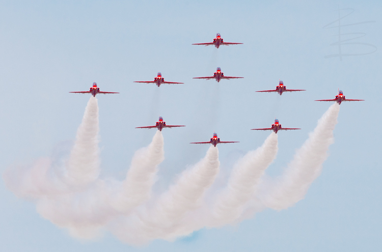 Red Arrows 14