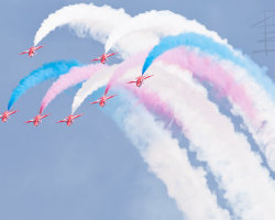 Red Arrows 13
