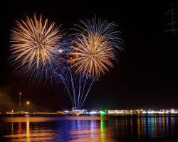 Weymouth Summer Fireworks