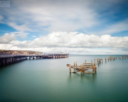 Swanage Piers, Old and New