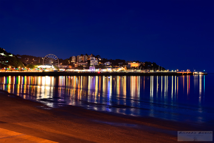 Night Lights of Torquay
