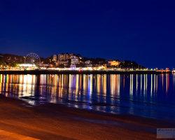 Night Lights of Torquay