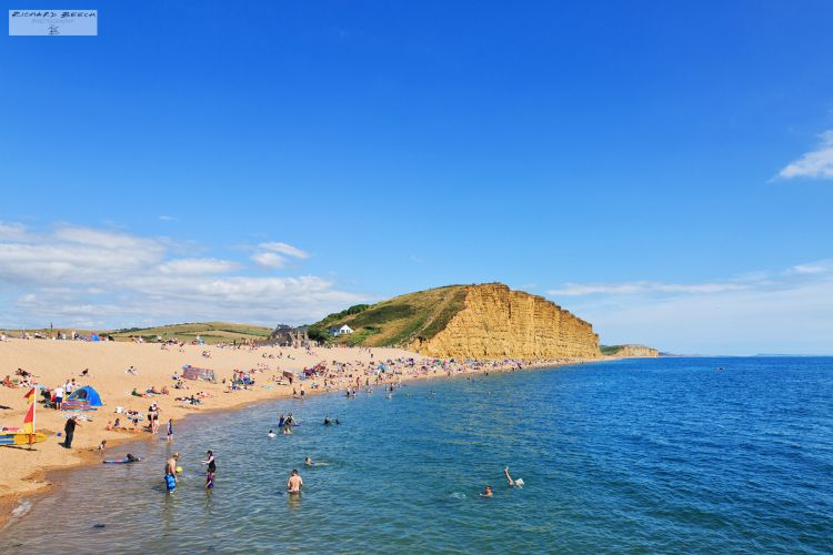 Summer Day at West Bay