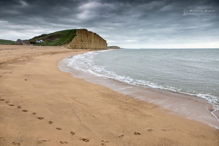 Storm Clouds over West Bay
