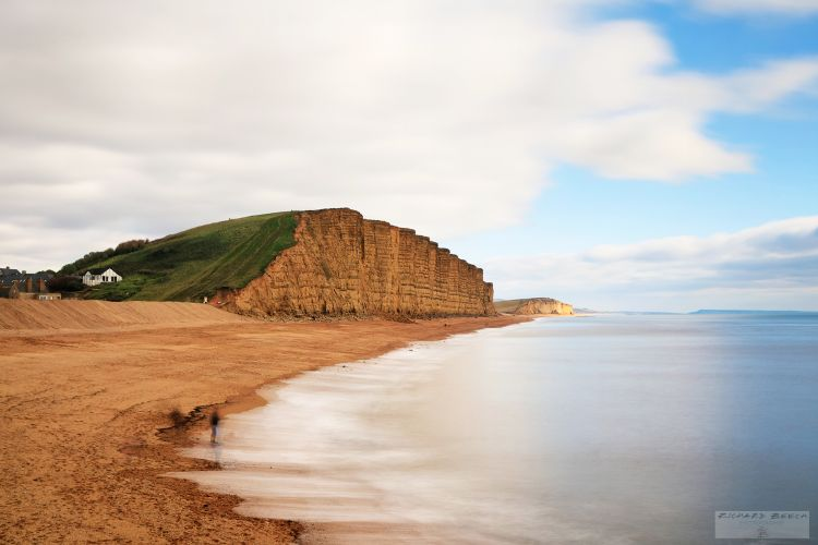 East Cliff at West Bay
