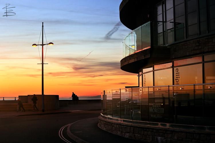 Sunset Ellipse