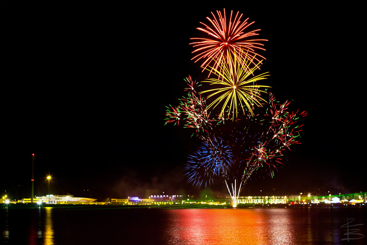 Weymouth Fireworks Night 2014