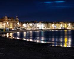 Weymouth Bay at Night